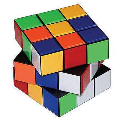 Кубик Рубика 3x3 (9,5 см)