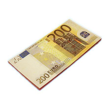 Пачка денег - 200 евро сувенирная