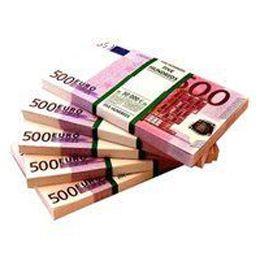 Пачка денег - 500 евро сувенирная
