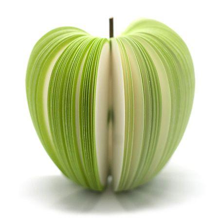 """Блокнот """"Зеленое яблоко"""""""