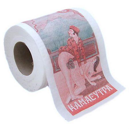 """Туалетная бумага """"Камасутра"""""""