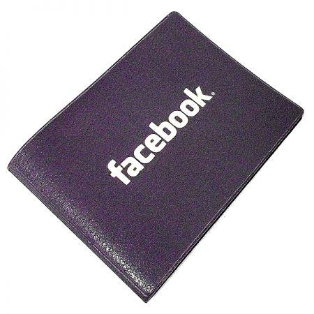 """Обложка на зачетку """"Facebook"""""""