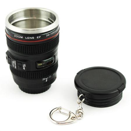 Рюмка объектив фотоаппарата
