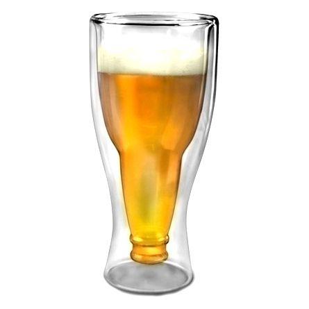 """Рюмка """"Бутылка пива"""""""