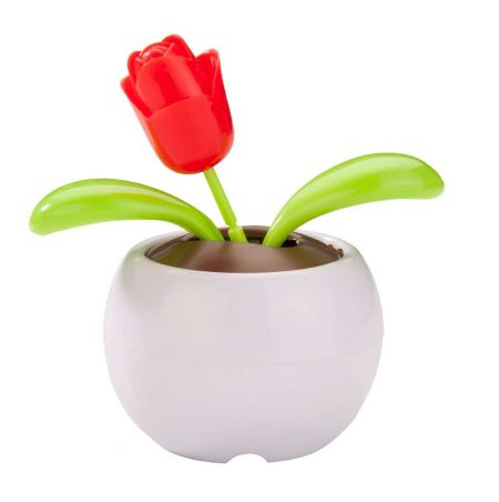 "Танцующий цветочек ""Роза"""