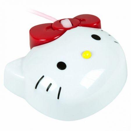 """Мышь """"Кошка"""" оптическая USB"""
