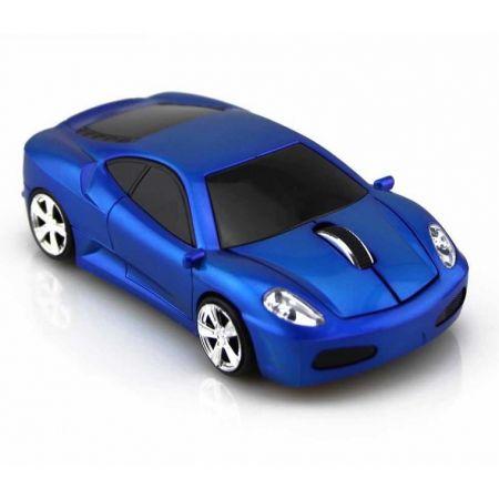 """Мышь машинка беспроводная """"Ferrari"""" подарочная в виде автомобиля"""