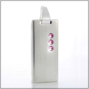 Флешка ювелирная ZanaDesign 8 Гб ZSV-CR