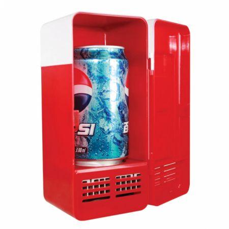 USB Холодильник настольный на одну банку