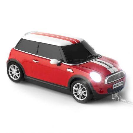"""Мышка """"Мини Купер"""" USB в виде автомобиля"""