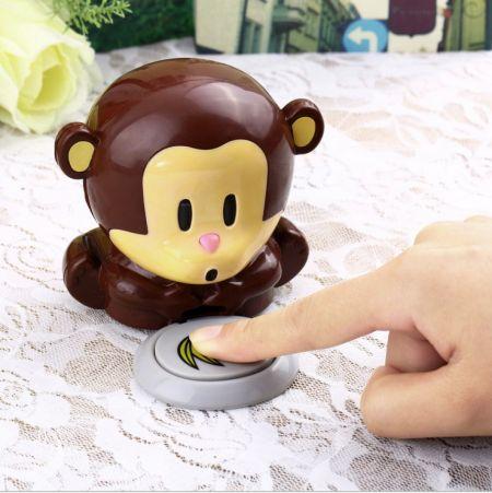 Сушилка для ногтей Обезьянка