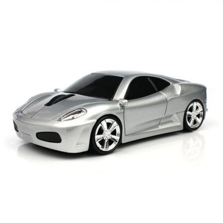 Мышь - машинка беспроводная «Ferrari» оптическая в виде автомобиля