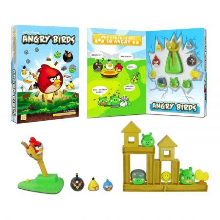 Настольная игра Angry Birds музыкальная