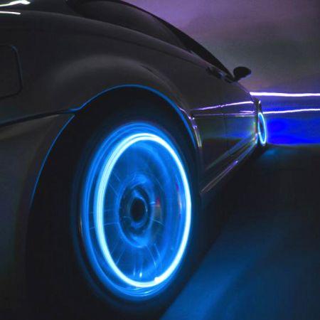 Подсветка для колеса светодиодная