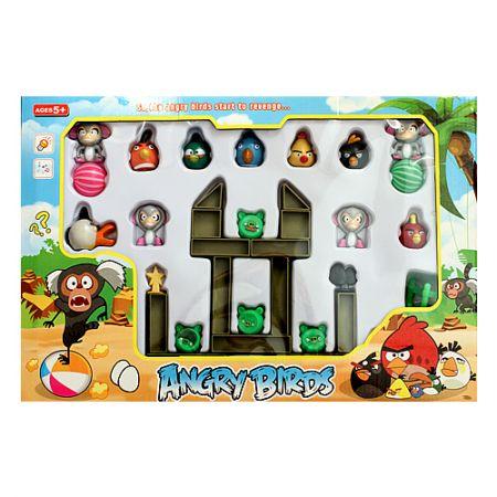 "Настольная игра ""Angry Birds Large"" с музыкой"