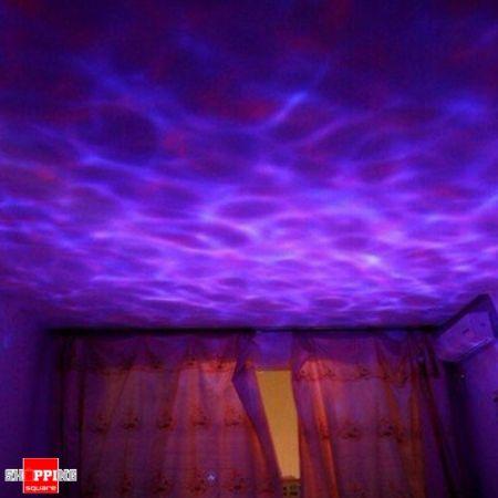 """Проектор """"Океана"""" с многоцветной подсветкой  multicolor Aurora master"""