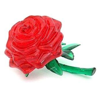 3D - Пазл Красная Роза