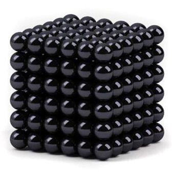 Головоломка NeoCube 7мм 216 сфер черный