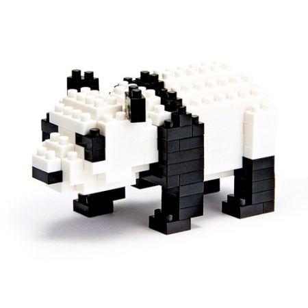 "Конструктор Nanoblock ""Панда"" (наноблоки)"