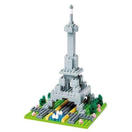 """Конструктор Nanoblock """"Эйфелева Башня"""" 200 деталей (наноблоки)"""