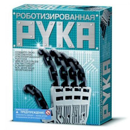 """Разаивающая игра-конструктор """"Рука-робот"""" 4M"""
