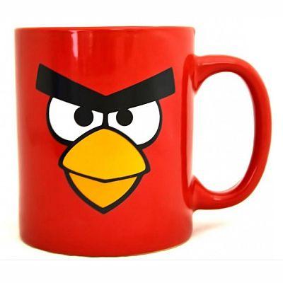"""Кружка """"Angry Birds"""" красная птичка"""