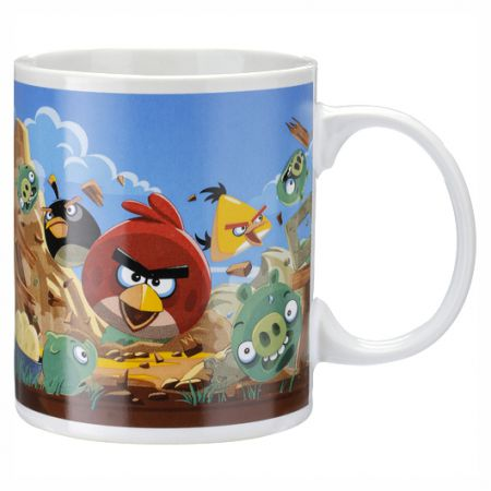 "Кружка ""Angry Birds"""
