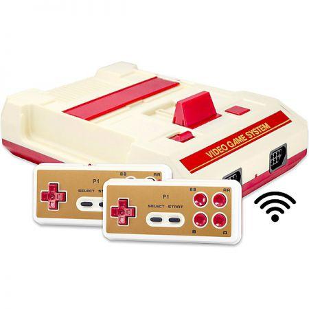 Игровая консоль Retro Genesis 8 bit HD Wireless + 300 игр