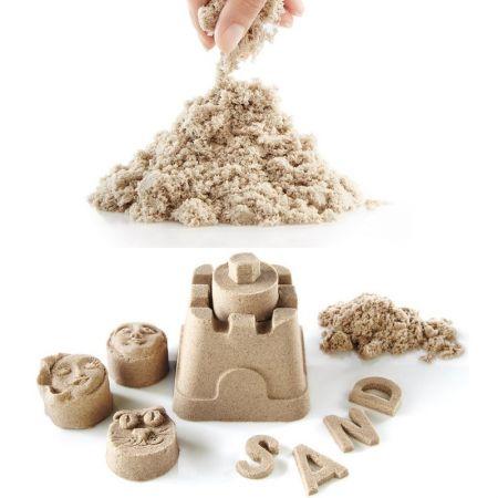 Живой Песок (Космический песок) Набор для построения замка 1000 гр