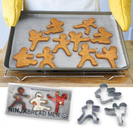 "Набор форм для печенья ""Ниндзя"""