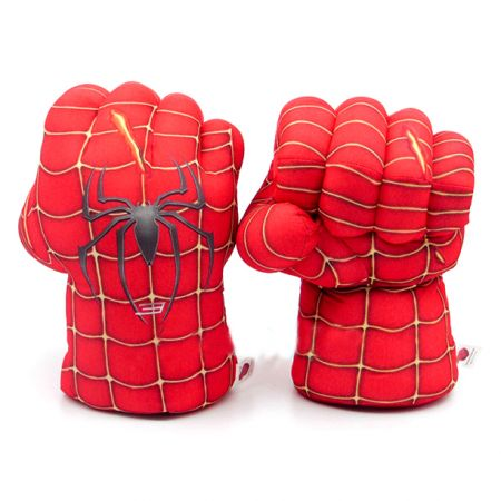 "Перчатки ""Руки человека Паука"" 1 шт"