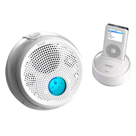 Беспроводная колонка для iPod  Oregon Scientific IB368 I-Ball