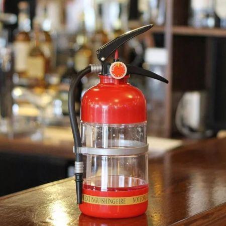 "Мини бар ""Огнетушитель"" диспенсер для напитков 600 мл"
