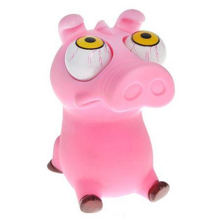 Антистресс игрушка для рук Лупоглазик Свинка