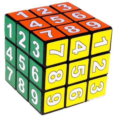 "Кубик - рубика ""Цифры"" головоломка"