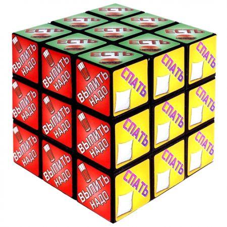 """Кубик-Рубика """"Офисный"""" головоломка"""