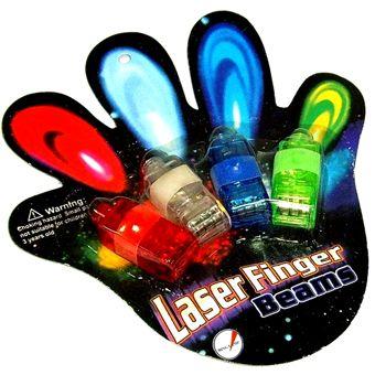 Насадка на пальцы светящаяся