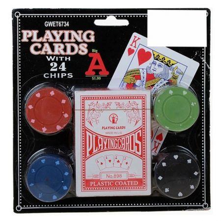 Набор для покера мини