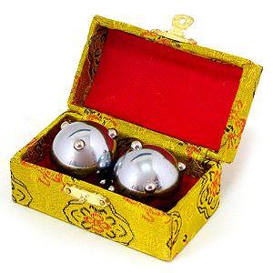 Набор шаров массажных (рифлёные), 35 мм