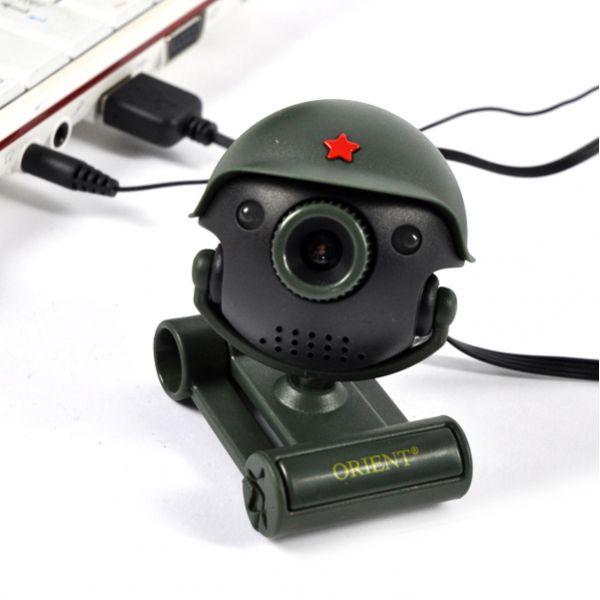 """USB Web-камера """"Десант"""" с микрофоном"""