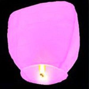 Дирижабль желаний розовый
