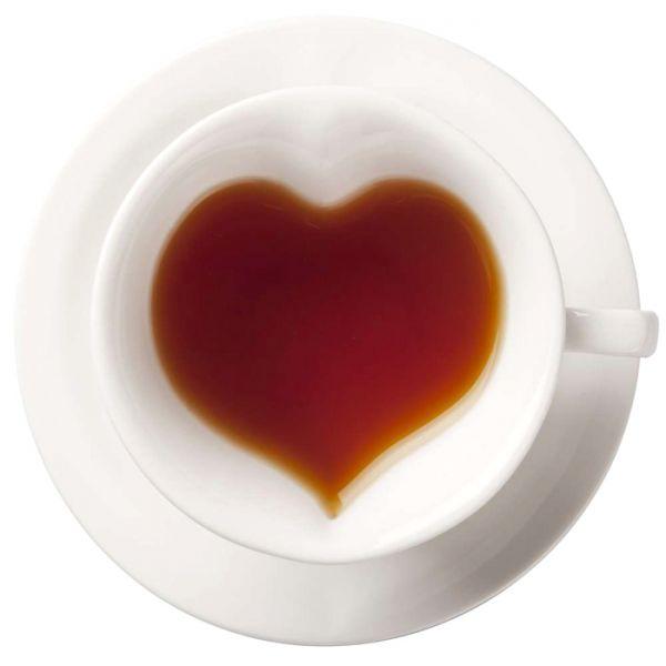 Чайная пара «Сердечко»