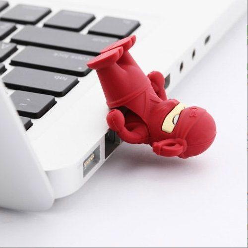 """Флешка Ninja """"Красный Ниндзя"""" 16GB"""