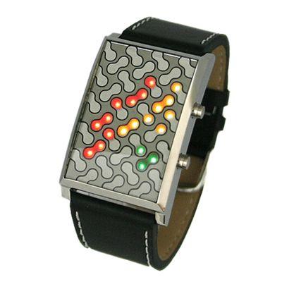 """Led Watch - часы Бинарные """"Virus"""""""