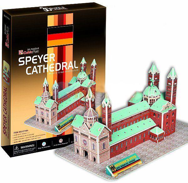 """3-D Объёмный пазл """"Шпайерский собор"""""""
