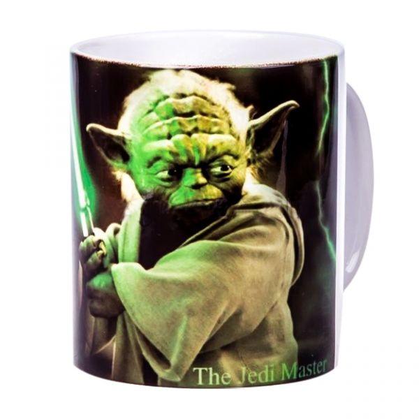 "Кружка Star Wars ""Master Yoda"""