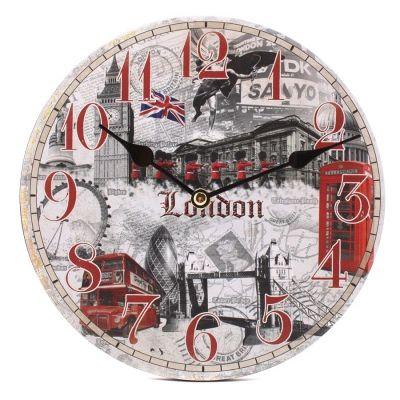 """Настенные часы """"Англия"""" 18 см"""
