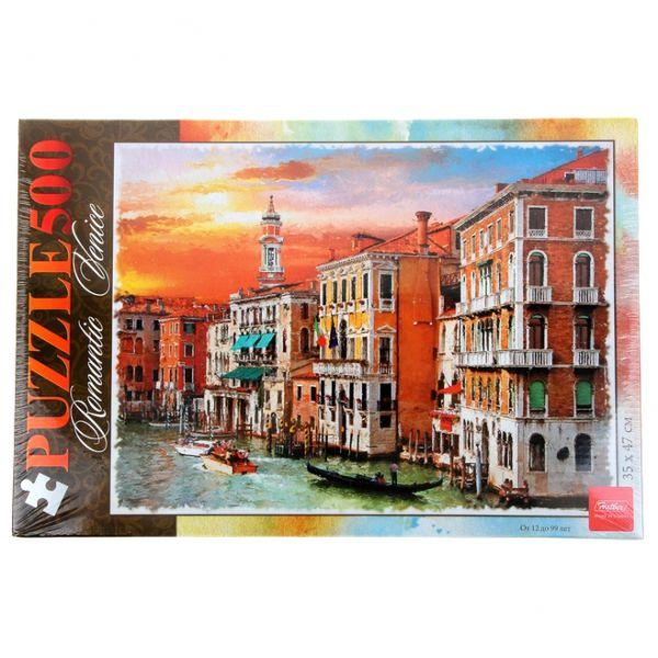 Пазл Венеция 500 элементов