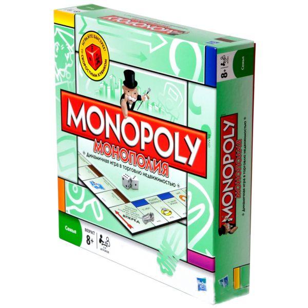 Монополия (новая версия) настольная игра