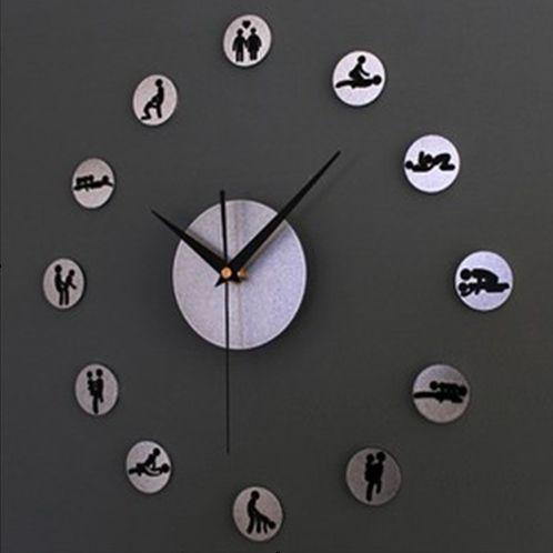 приходилось необычные настенные часы фото этого
